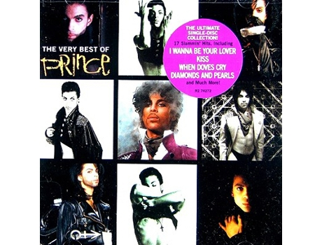 CD Prince - The Very Best Of — Pop-Rock