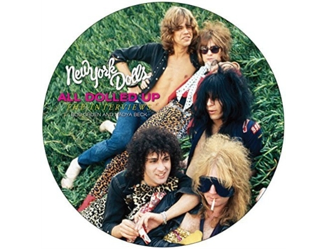 Vinil New York Dolls - All Dolled Up