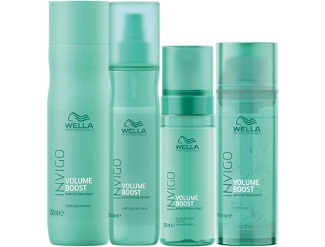 Kit Cabelo WELLA Invigo Volume Boost
