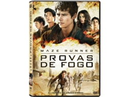 DVD Maze Runner: The Scorch Trials — De: Wes Ball | Com: Dylan O'Brien, Kaya Scodelario, Thomas Brodie