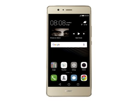 Smartphone Huawei P9 Lite Dual 16GB Gold — Android 6.0 / 5.2'' / 4G / Quad Core 2.0 GHz + Quad Core 1.7 GHz