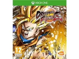 Jogo Xbox One Dragon Ball Fighter Z (Collector's Edition) — Luta | Idade mínima recomendada: 12