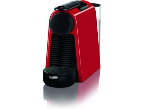 Máquina de Café NESPRESSO Delonghi Essenza Mini EN85R (19 bar - Vermelho) | [6292549 ]