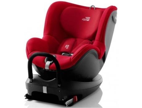 RÃ?MER  BRITAX - Cadeira Auto RÖMER  BRITAX Dualfix² R Fire Red