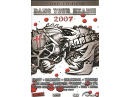 DVD Bang Your Head!!! Festival - 2007