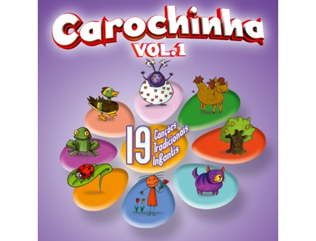 CD Carochinha Vol.1 — Portuguesa