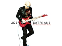 CD Joe Satriani - Black Swans and Wormhole — Pop-Rock