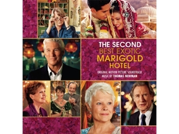 CD Banda Sonora Original the Second Best Exotic Marigold Hotel — Banda Sonora
