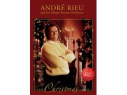 DVD André Rieu - The Christmas I Love — Clássica
