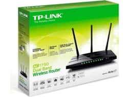 Router TP-LINK Archer-C7 AC1750 — Dual Band | 1750 Mpbs