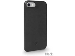 Capa iPhone 6, 6s, 7, 8 TWELVE SOUTH Relaxed Clip Preto — Compatibilidade: iPhone 6, 6s, 7 ,8