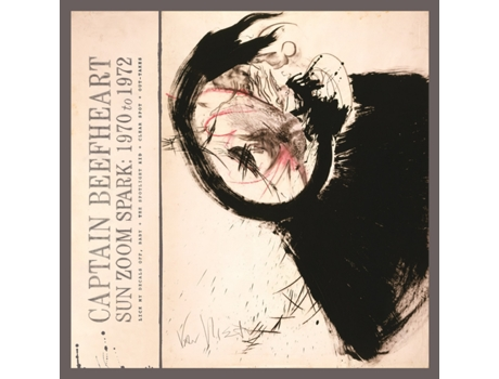 Vinil Captain Beefheart - Sun, Zoom, Spark: 1970 To 1972 - 4 — Pop-Rock