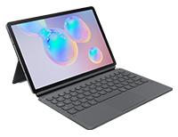 Capa teclado Samsung Galaxy Tab S6 - 10.5'' - Cinzento
