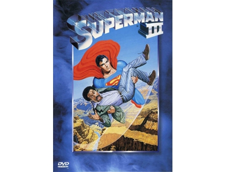 Blu-Ray Superman III (Edição Deluxe) — De: Richard Lester | Com: Christopher Reeve, Richard Pryor, Margot Kidder, Annette O'Toole