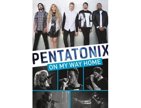 DVD Pentatonix - Home — Pop-Rock