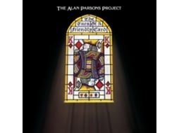 CD The Alan Parsons Project the Turn Of A Friendly Card — Pop-Rock