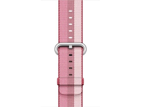 Bracelete APPLE 38mm Berry Woven Nylon — Bracelete / 38mm