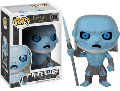 Figura Vinil FUNKO POP! Game of Thrones : White Walkers — Game Of Thrones