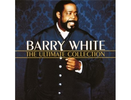 CD Barry White - The Ultimate Collection — Metal / Hard