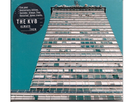 CD The KVB - Always Then