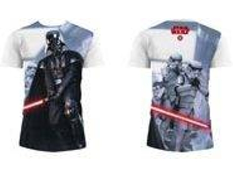 T-Shirt STAR WARS Darth Vader & Stormtrooperer XXL — Star Wars