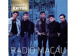 CD Rádio Macau - Grandes Êxitos — Pop-Rock