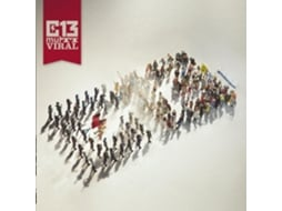 Vinil Calle 13 - Multiviral — Pop-Rock