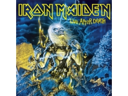 Vinil Iron Maiden - Live After Death - 2s — Metal / Hard