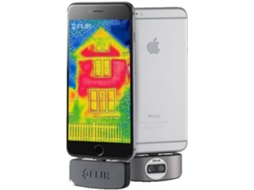 Sensor FLIR One IOS Lightning — Compatibilidade: iOS