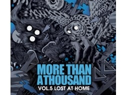 CD More than a Thousand - Lost at Home Vol. V — Pop-Rock