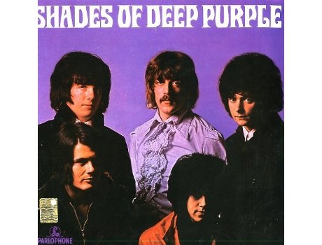 Vinil Deep Purple - Shades Of Purple — Pop-Rock