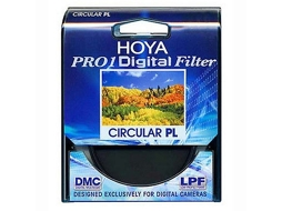 Filtro Polarizador HOYA PL-CIR Pro 1 Digital 72mm — 72 mm