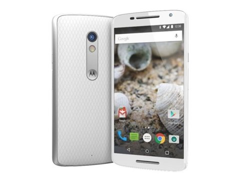 Smartphone MOTOROLA X Play 16 GB Branco — Android 5.1 | 5.5'' | 4G | Octa Core 1.7 GHz