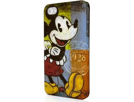 Capa iPhone 4, 4s SBS Mickey Multicor