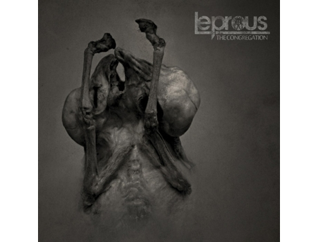 CD Leprous - The Congregation