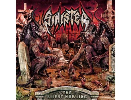 CD Sinister - The Silent Howling