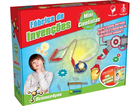 Fábrica Science4You Invenções — Science4You