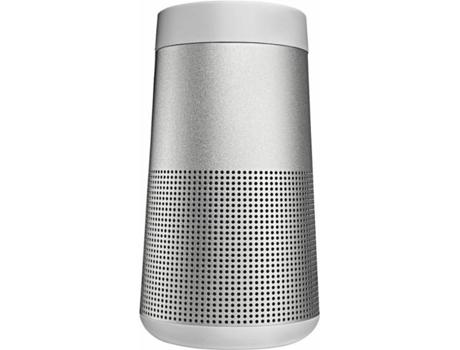 Coluna Bluetooth BOSE Soundlink Revolve (Prata - Autonomia: até 12 h)