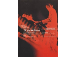 CD+DVD Bryan Adams - Live at the Budokan — Pop-Rock