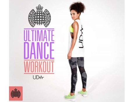 CD Ultimate Dance Workout