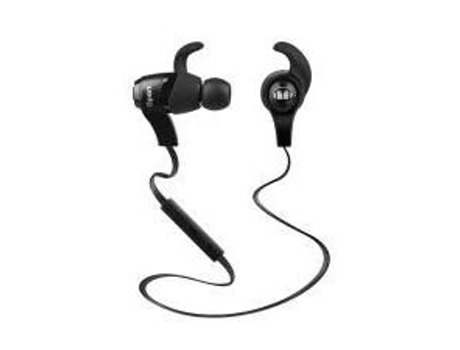 Auriculares Bluetooth MONSTER (In Ear - Microfone - Preto) — Com Micro
