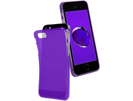 Capa SBS Cool iPhone 5, 5s, SE Lilás — Compatibilidade: Apple iPhone 5, 5s, SE