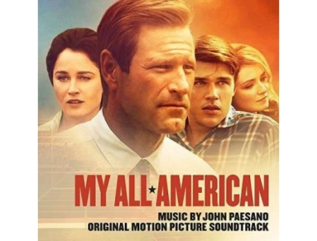 CD John Paesano - MY All American — Banda Sonora