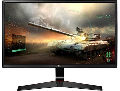 Monitor Gaming LG 24MP59G-P (24   - 5 ms - 75 Hz)