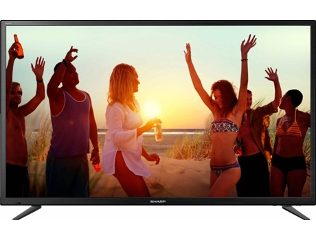 TV LED 49'' Smart TV UHD SHARP LC-49CUG8052E — Ultra HD