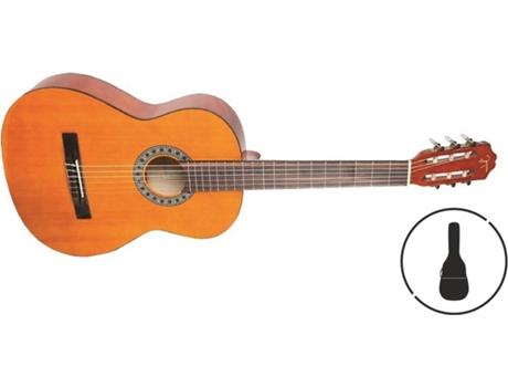 Guitarra Clássica OQAN QGC-5 Infantil (19 Trastes - Corpo: Madeira de Tília)