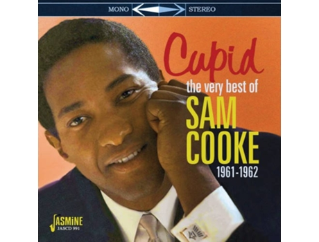CD Sam Cooke - Cupid - The Very Best Of Sam Cooke 1961-1962
