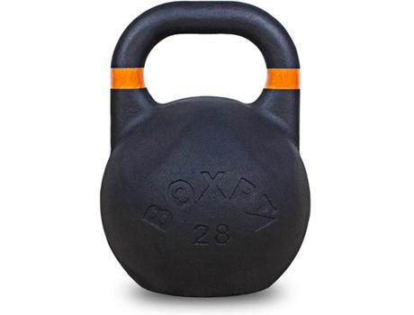 BOXPT - Kettelbell de Competição BOXPT (Preto - 28kg)
