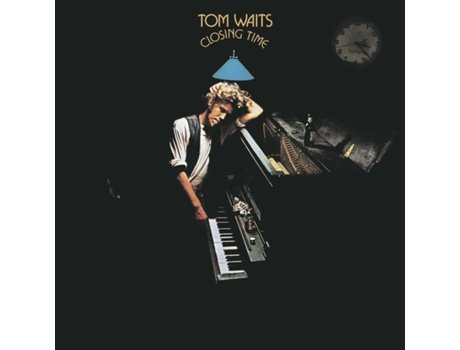 Vinil Tom Waits - Closing Time — Pop-Rock