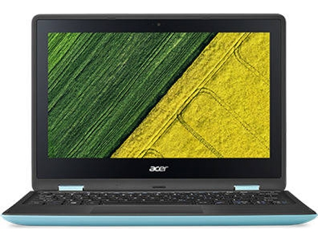 Portátil Híbrido ACER Spin 1 (11.6'' - Intel Celeron N3350 - 4 GB RAM) — Intel Celeron N3350 | 4 GB | 500 GB HDD | Intel HD Graphics 500